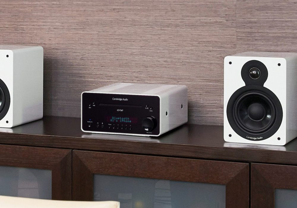 Cambridge Audio ONE 一体化音乐系统
