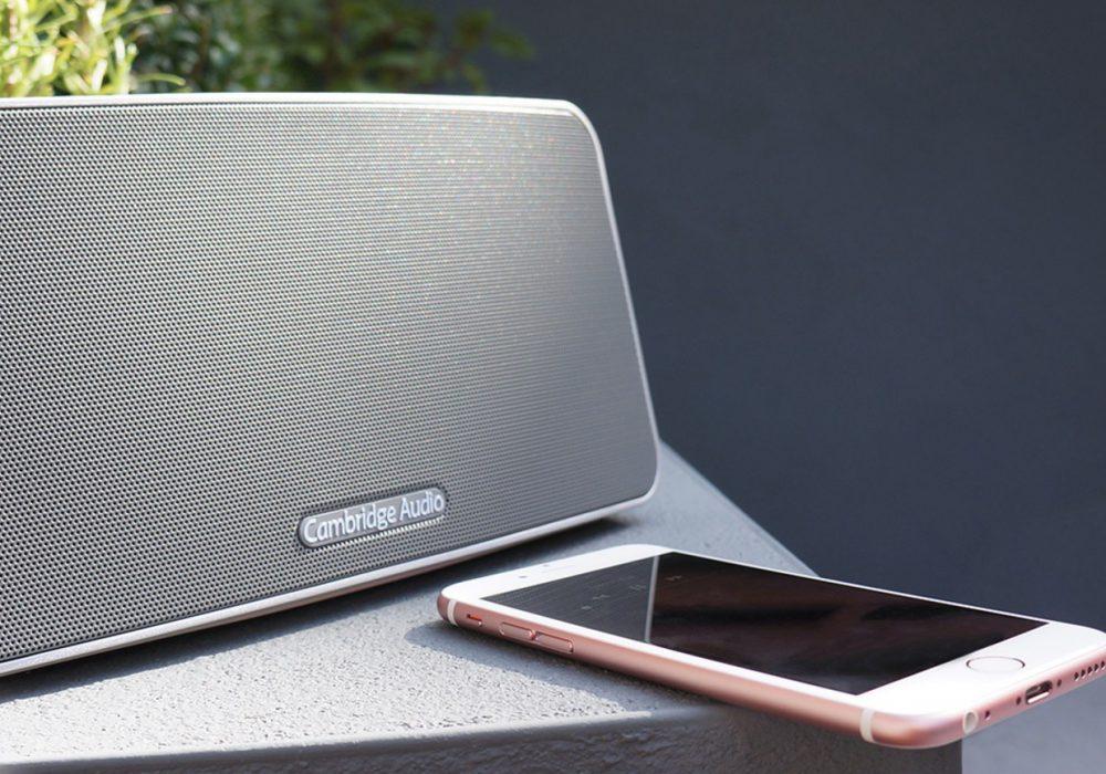 Cambridge Audio GO 便携式蓝牙音箱
