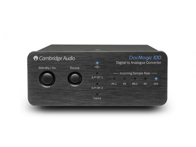 Cambridge Audio DacMagic 100 - D/A 解码器