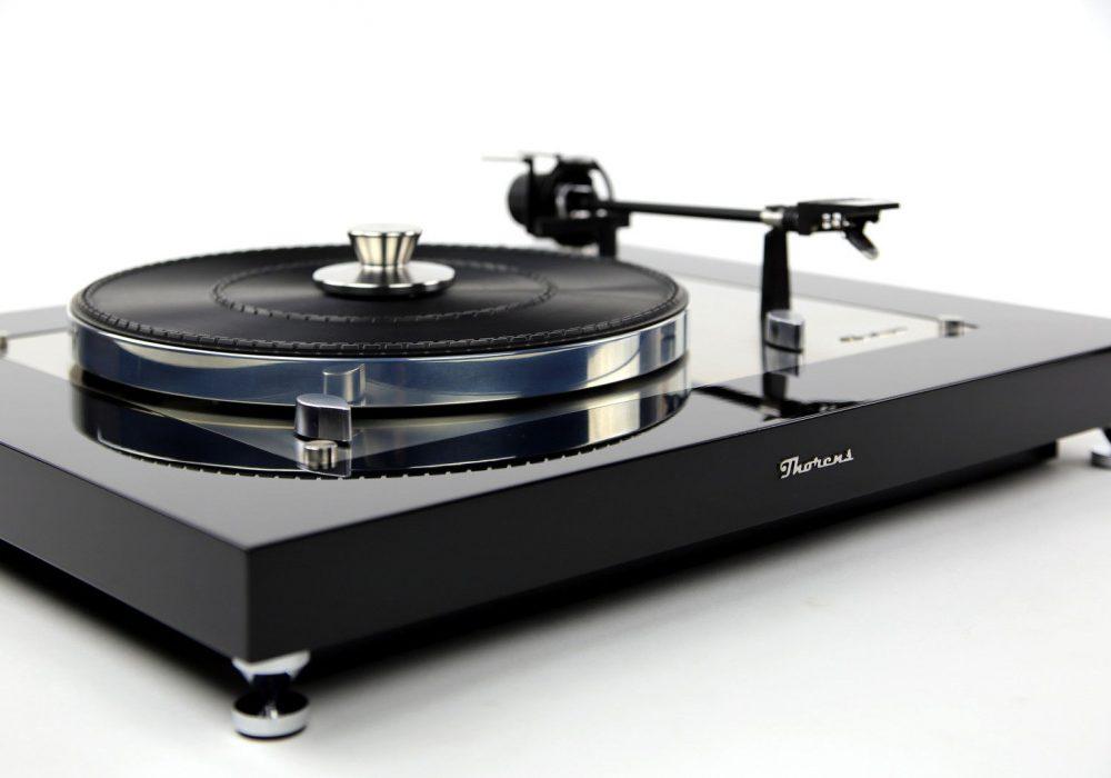 多能士 Thorens TD166J 黑胶唱机