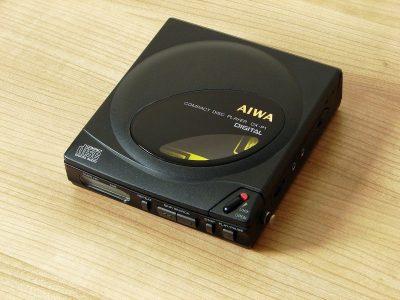 爱华 AIWA DX-P1 CD随身听