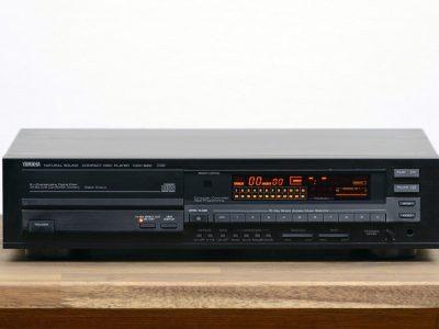 雅马哈 YAMAHA CDX-820 CD播放机