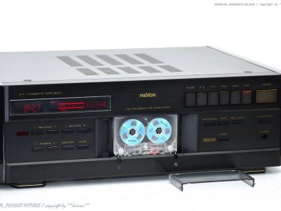 REVOX/STUDER H1 High-End 卡座