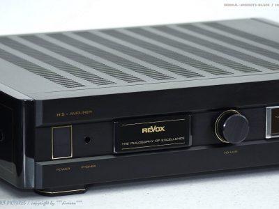 REVOX H5 High-End 功率放大器