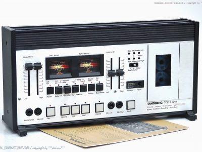 TANDBERG TCD-440A 古董 1-A 磁带 Tape 卡座!! RaR!! Revidiert+1J.G<wbr/>arantie!!