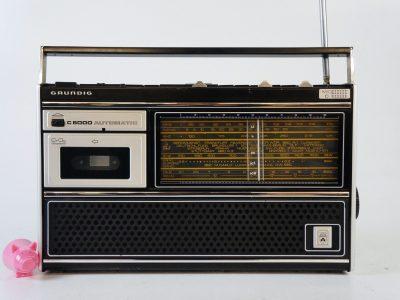Grundig C6000 Automatic 收录机