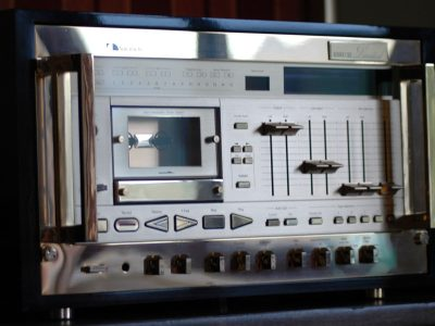 Nakamichi 1000ZXL LIMITED Computing 磁带卡座 - RESTORED BY E S LABS