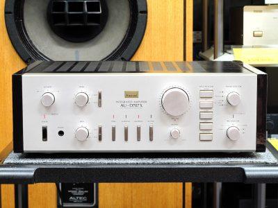 SANSUI AU-D707X 功率放大器