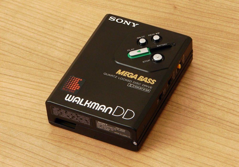 索尼 SONY WM-DD30 磁带随身听