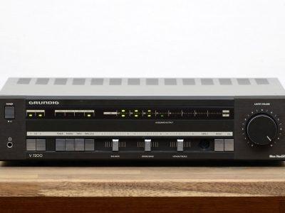 Grundig V7200 功率放大器