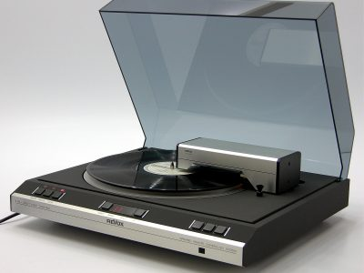 ReVox B291 黑胶唱机