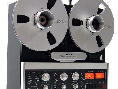 ReVox B77 MKII high speed - get this special vintage analog beauty ...