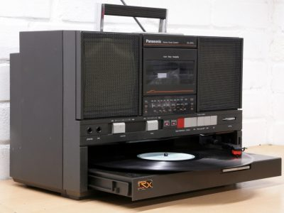 PANASONIC SG-J550L 黑胶/收音/磁带 一体机