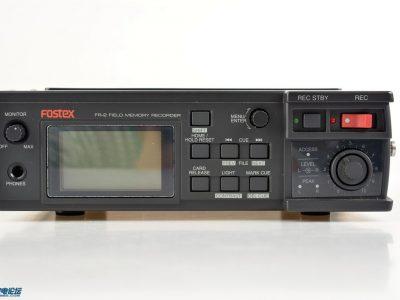 FOSTEX FR-2 Field Recorder 数字播放机