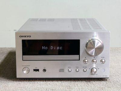 ONKYO CR-555 CD/功放 桌面组合