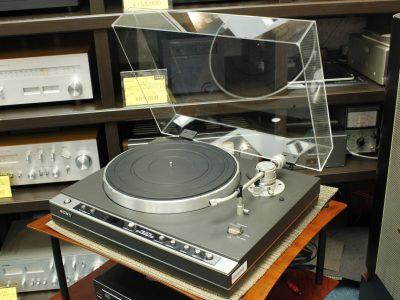 索尼 SONY PS-X70 直驱黑胶唱机