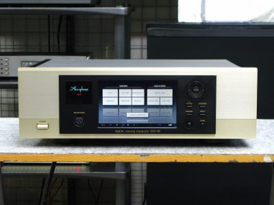 Accuphase DG-58 触摸屏 图示均衡器