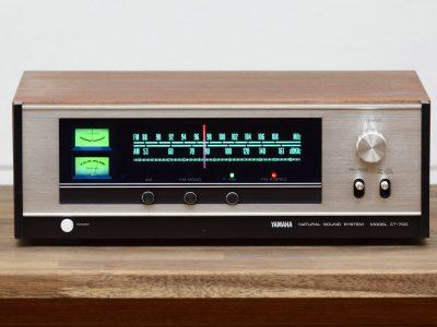 雅马哈 YAMAHA CT-700 Analog Tuner 收音头