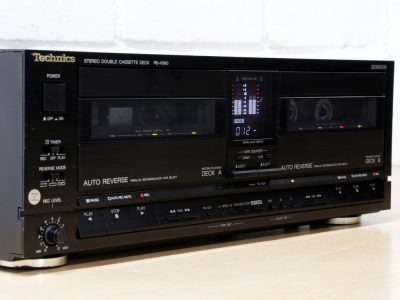 松下 Technics RS-X990 双卡座