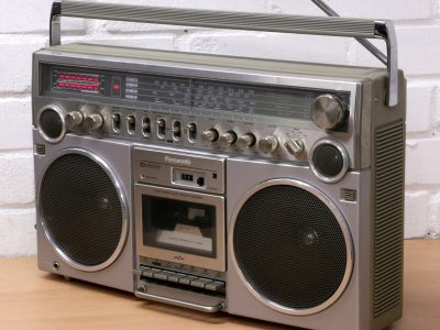 PANASONIC RX-5500LE 收录机