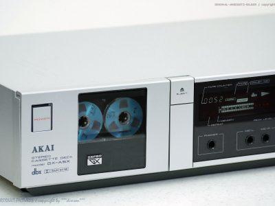 AKAI GX-A5X 卡座
