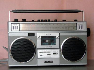 SANYO M4200K Boombox 收录机