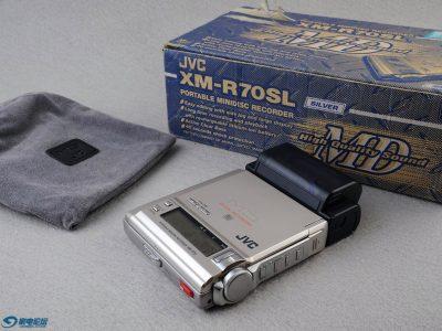 JVC XM-R70SL MD随身听