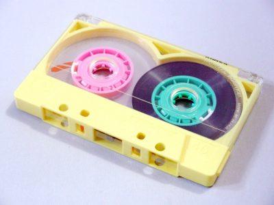 SANYO C-46 Cassette Tape