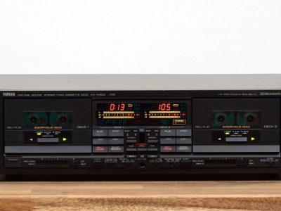 雅马哈 YAMAHA KX-W900 卡座