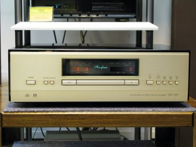 DP-720 Accuphase アキュフェーズ CDプレーヤー
