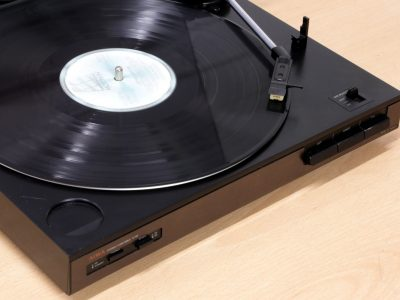 AIWA PX-E740K BELT DRIVE 黑胶唱机