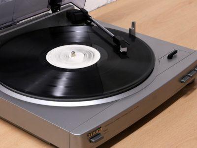 AIWA PX-E860 黑胶唱机