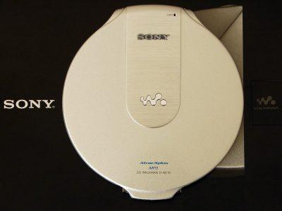 索尼 SONY D-NE10 Discman CD随身听