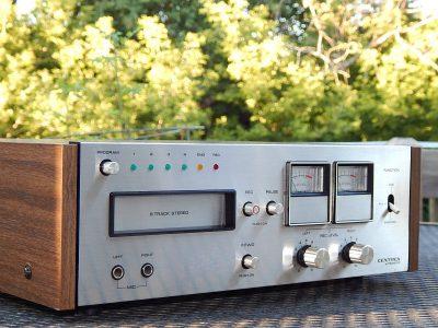 先锋 PIONEER Centrex RH-60 8 Track 8轨磁带卡座