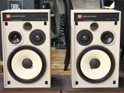 JBL 4312MK2 监听音箱