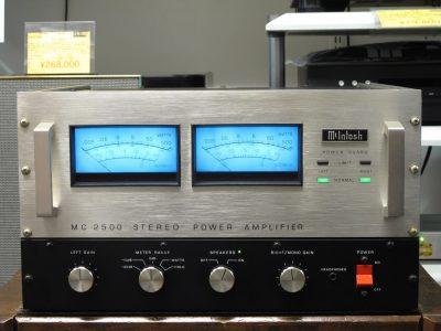 McIntosh MC2500 功率放大器