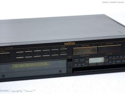 REVOX/Studer B260-S High-End FM Tuner 收音头