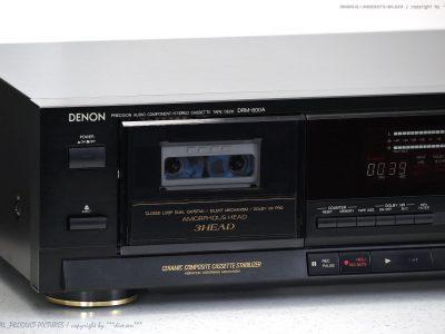 DENON DRM-800A 三磁头卡座