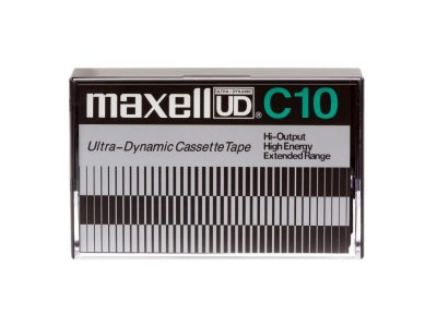MAXELL UD系列 盒式录音磁带