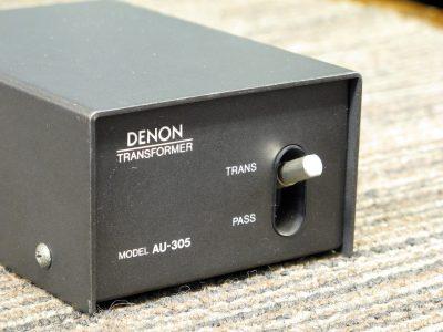 DENON AU-305 唱机放大器