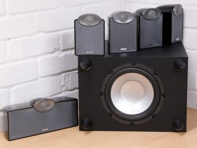 TANNOY SFX 5.1 影院音箱系统