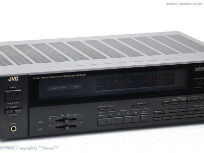 JVC RX-301 FM/AM 收音/功率放大器