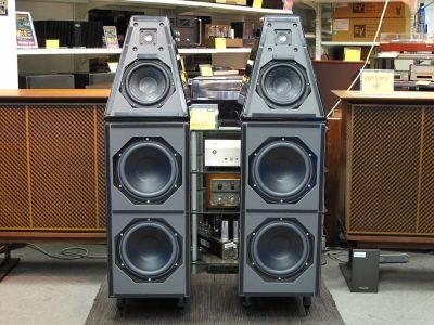 WILSON AUDIO System 5.1 音箱