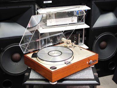 Luxman PD-300 黑胶唱机