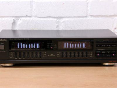 Technics SH-8058 图示均衡器