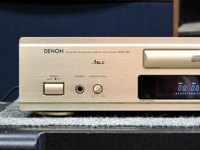 DENON DCD-755 CD播放机