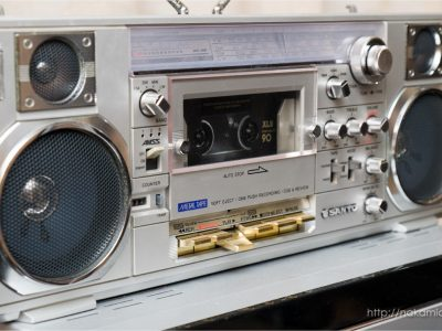 SANYO M7900 单卡收录机