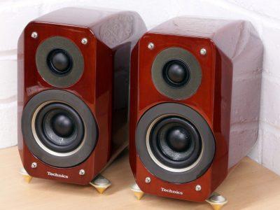 Technics SB-M01 书架音箱