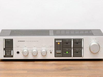 先锋 PIONEER SA-740 Vollverstärker / Verstärker / Amplifier in silber