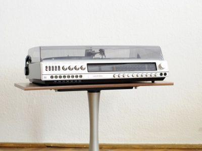 Grundig RPC 350 黑胶唱机/磁带/收音 一体机